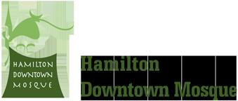 Hamilton Downtown Mosque, Ontario, Hamilton, Canada Logo