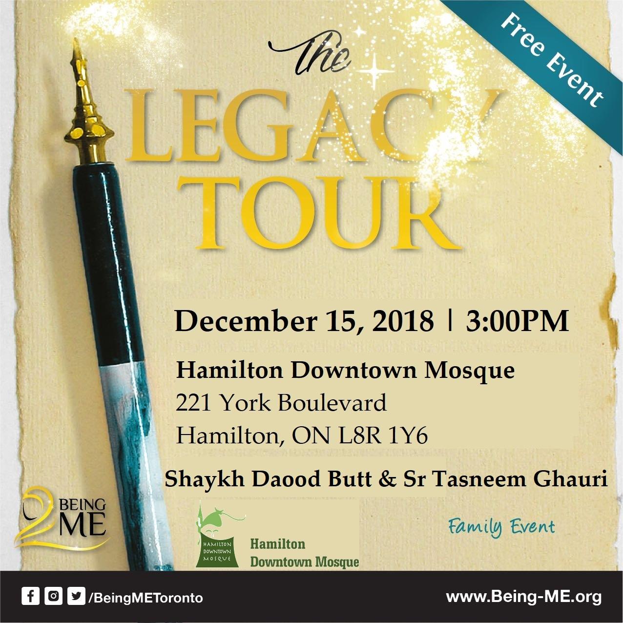 Legacy Tour