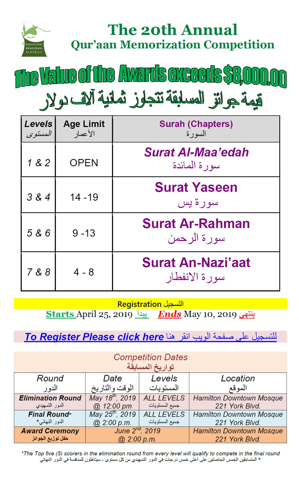 quran competition